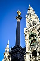 Virgin Mary, Rathaus Munich.jpg