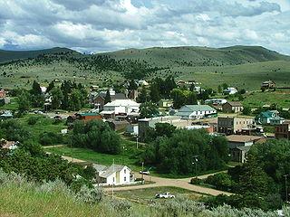 Virginia City, Montana Town in Montana, United States