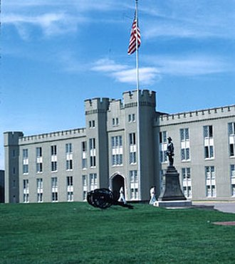 Alpha Tau Omega - The Virginia Military Institute.
