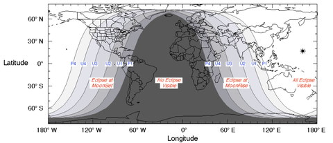 January 31 Lunar Eclipse Map.January 2018 Lunar Eclipse Wikipedia