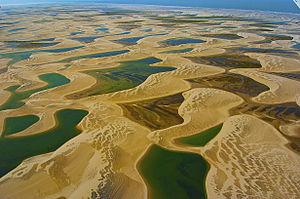 Lençóis Maranhenses National Park - Lençóis Maranhenses National Park