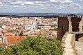 Vista parcial de Castelo Branco a partir do Castelo dos Templários..jpg