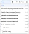 VisualEditor Toolbar Headings-pl.png