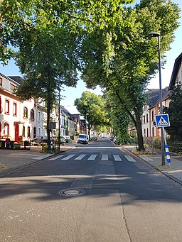 Vitalisstraße in Köln