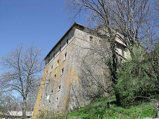 Palazzo Cervini, Eremo del Vivo near Vivo'Orcia