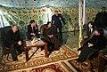 Vladimir Putin and Muammar Gaddafi in Moscow 2 Nov 2008-2.jpeg