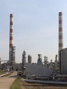 Raffinerie Bayernoil