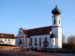 Kath. Pfarrkirche St. Ägidius