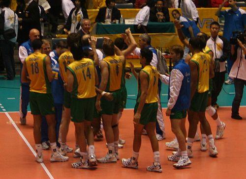 mundial de voleibol 2006 masculino: