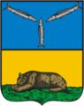 Volsk COA (Saratov Governorate) (1780).png