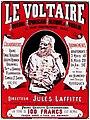 Voltaire (Le), affiche.jpg
