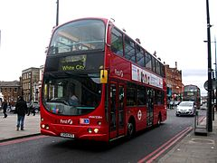 Autobus De Londres Wikipedia