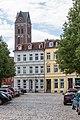 """Vom """"Ziegenmarkt"""" zur """"Breite Straße"""" in Wismar.jpg"""