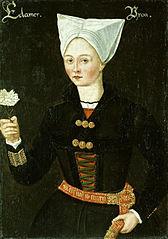 Vrouw uit Edam