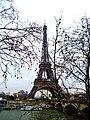 Vue sur la Tour Eiffel , Eiffel Tower in Paris France 11.JPG