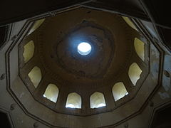 W.1. dome ceiling of one of the tomb..JPG