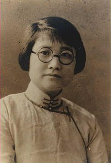 Su Xuelin Scholar, author and poet