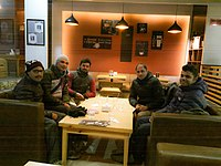 WIki Loves Birds team meet up (Dec 2018).jpg
