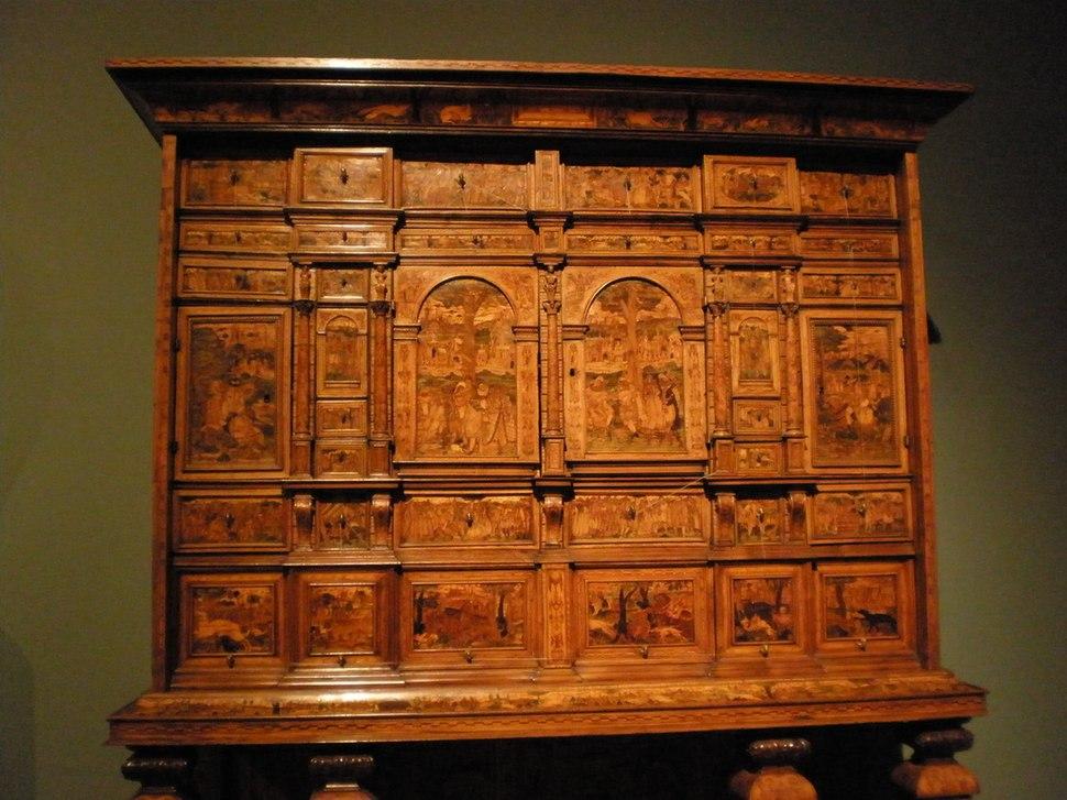 WLA vanda Cabinet on stand