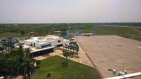 Lapangan Terbang Antarabangsa Tapachula