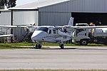 Wagga Air Centre (VH-OWW) Tecnam P2006T on the tarmac at Wagga Wagga Airport (1).jpg