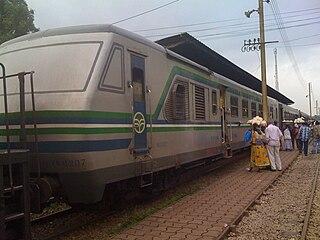 Rail transport in Ivory Coast