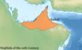 Wajihids Map.png