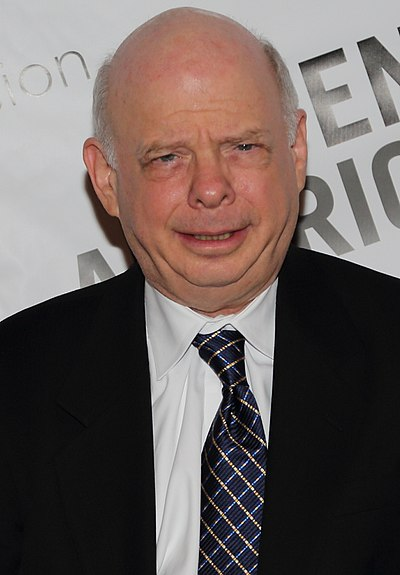 Wallace Shawn, American actor, playwright, and essayist