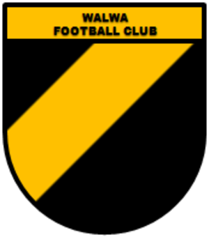 Border-Walwa Football Netball Club - Image: Walwa FC