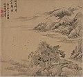 Wang Hui - Leaf from Album of Landscape - 1965.130b - Yale University Art Gallery.jpg
