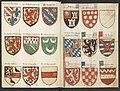 Wapenboek Beyeren (armorial) - KB79K21 - folios 041v (left) and 042r (right).jpg