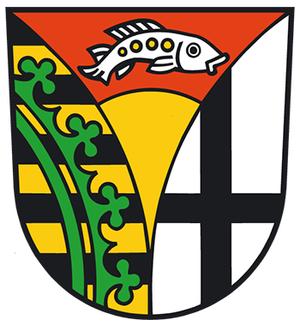 Dermbach - Image: Wappen Dermbach