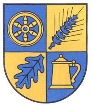 Hahausen - Image: Wappen Hahausen