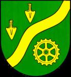Das Wappen von Schenefeld