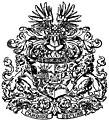 Wappen der Freiherren von Königswarter 1870.jpg