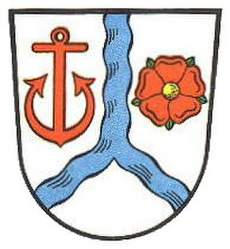 Konz - Image: Wappen konz stadt