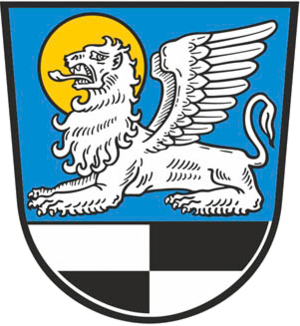 Oberickelsheim - Image: Wappen von Oberickelsheim