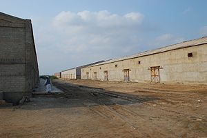포트수단: Warehouses, Port Sudan