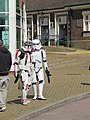 Watch out Stormtrooper about - geograph.org.uk - 1436994.jpg