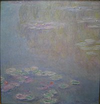 Water Lilies, Water Landscape, 1908, by Claude Monet (1840-1926) - IMG 7168.JPG
