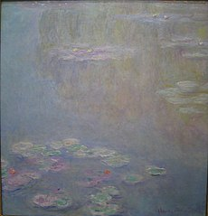Water Lilies, Water Landscape