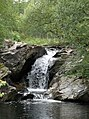 Waterfall, River Falloch - geograph.org.uk - 219345.jpg