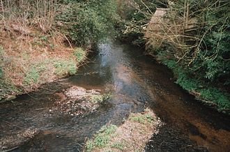 River Enborne - Image: Watership Down River Enborne