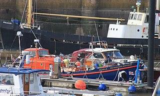 46ft <i>Watson</i>-class lifeboat