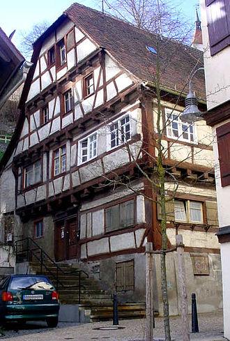 Biberach an der Riss - Part of Weberberg