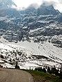 Weg von Grindelwald zur Grossen Scheidegg mit Blick zum Wetterhorn (^) - panoramio.jpg