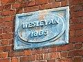 Wesleyan Chapel, Tattershall Thorpe - geograph.org.uk - 556081.jpg