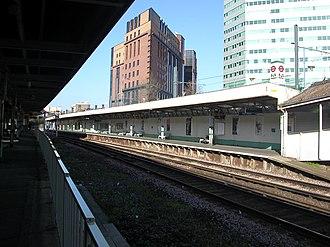 North End, Croydon - West Croydon railway station