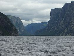Western Brook Pond Gros Morne National Park Newfoundland CANADA.jpg