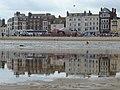 Weymouth- promenade reflections (geograph 3398469).jpg